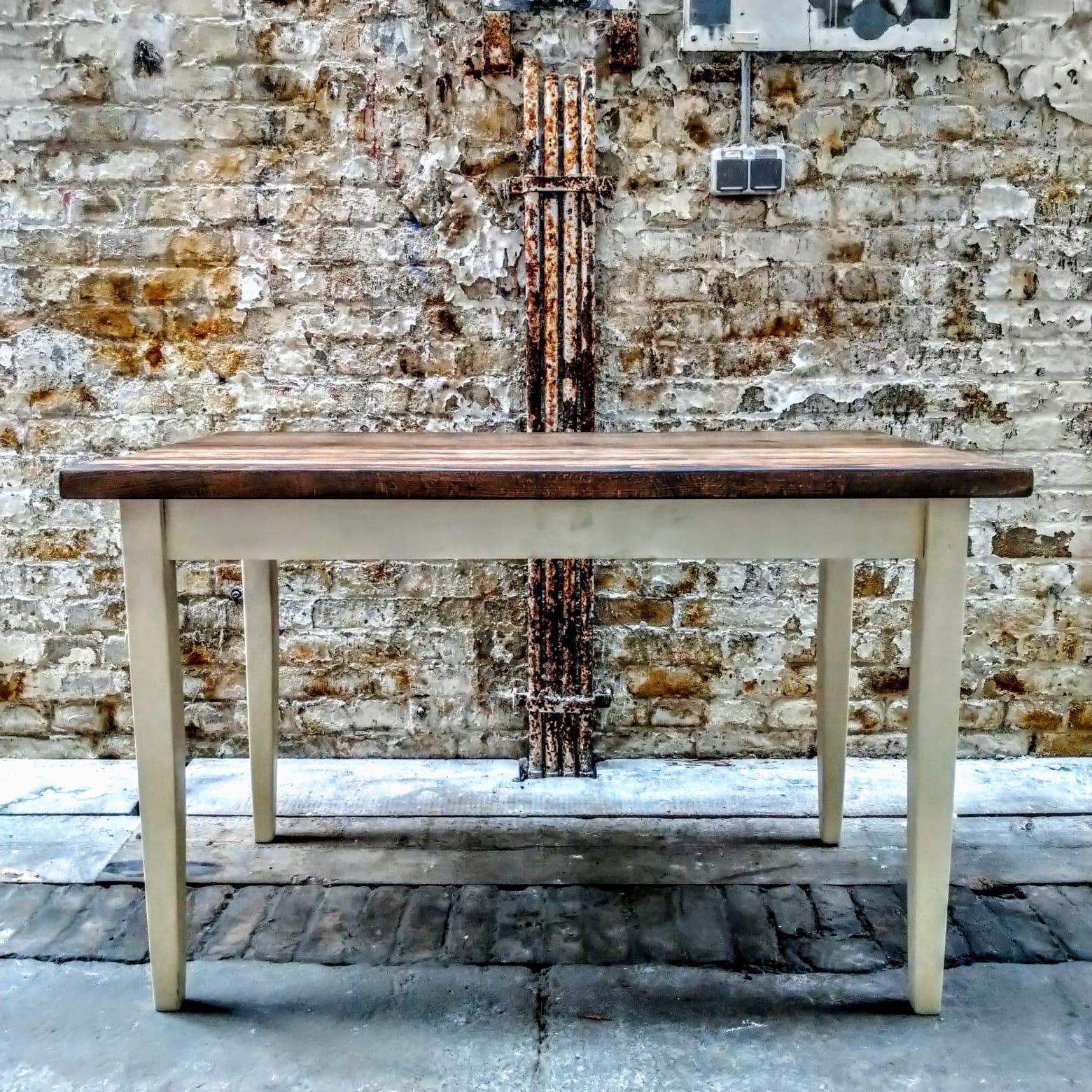 beech wood table