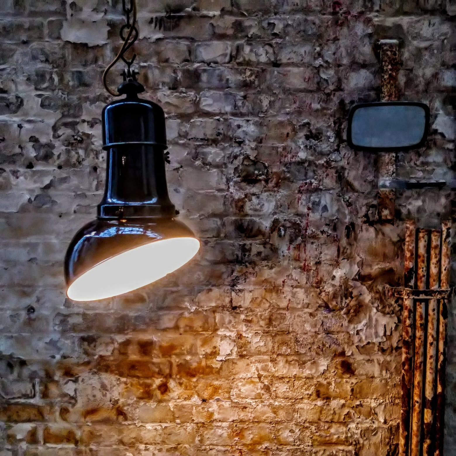 industrial light by Kandem