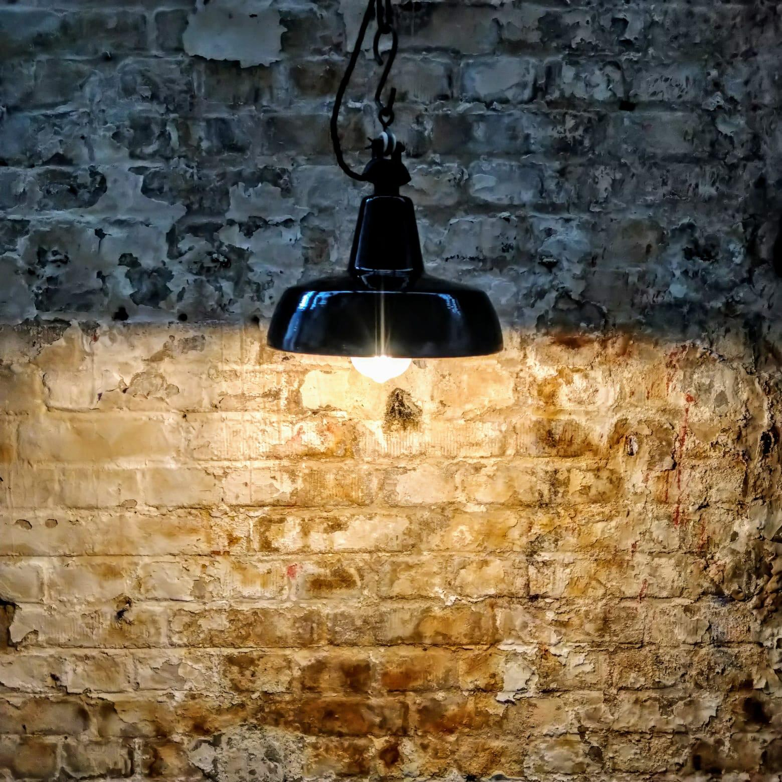 industrial light by Schuch